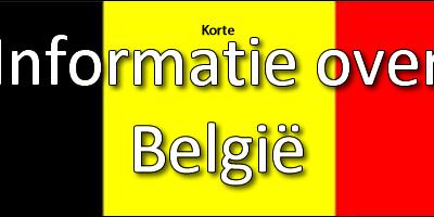 Busreis informatie België
