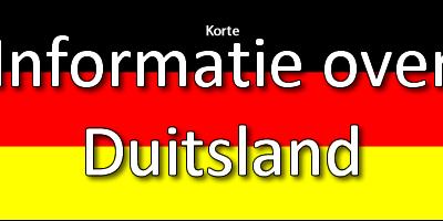 Busreis informatie Duitsland
